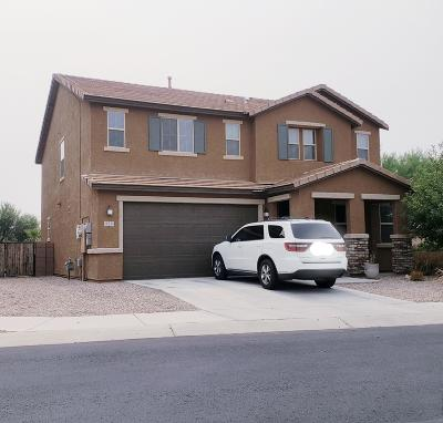 Marana Single Family Home Active Contingent: 12545 N School Day Drive