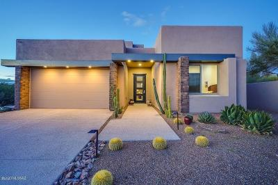 Oro Valley Single Family Home Active Contingent: 13117 N La Canada Drive