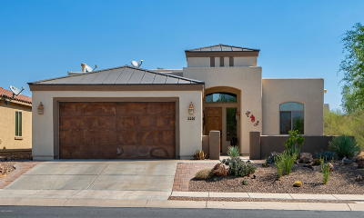 Marana Single Family Home Active Contingent: 4440 W Crystal Ranch Place