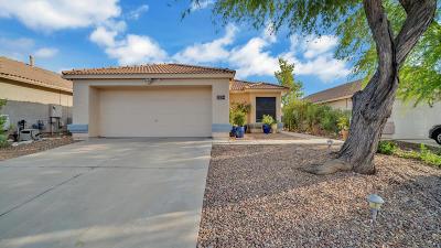 Oro Valley Single Family Home Active Contingent: 2324 E Mortar Pestle Drive
