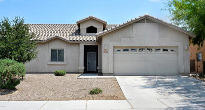 Marana Single Family Home Active Contingent: 12440 N Tare Lane N