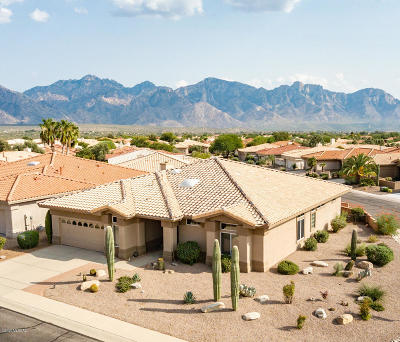Oro Valley Single Family Home For Sale: 1654 E Crown Ridge Way