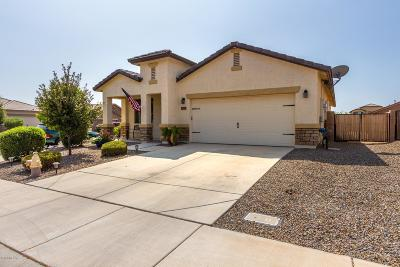 Marana Single Family Home Active Contingent: 11353 W Folsom Point Drive