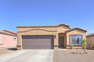 Sahuarita Single Family Home Active Contingent: 97 E Corte Rancho Bonito