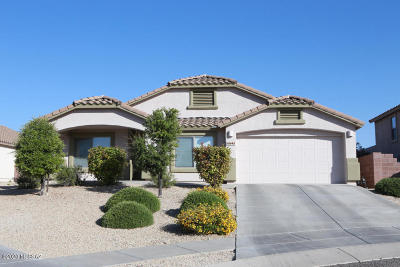Vail Single Family Home Active Contingent: 10645 S Distillery Canyon Spring Drive