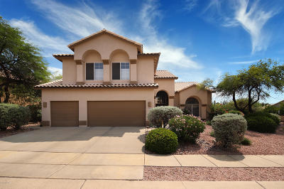 Oro Valley Single Family Home For Sale: 11449 N Silver Pheasant Loop