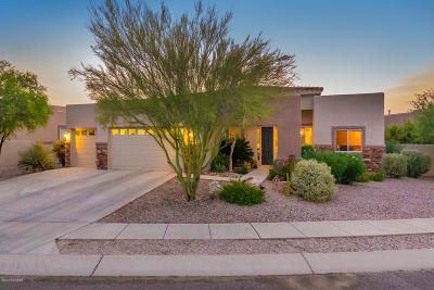 Oro Valley Single Family Home Active Contingent: 13195 N Booming Drive