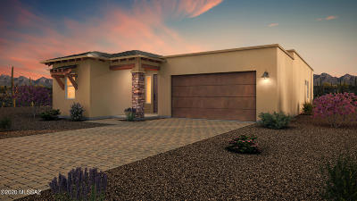 Tucson Single Family Home For Sale: 6342 N Alani Blossom Court