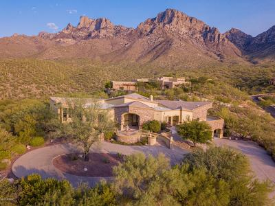 Oro Valley Single Family Home Active Contingent: 10310 N Cliff Dweller Place