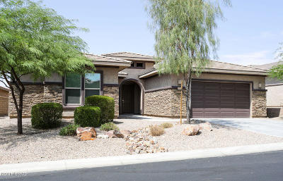 Marana Single Family Home For Sale: 6566 W Whispering Windmill Lane