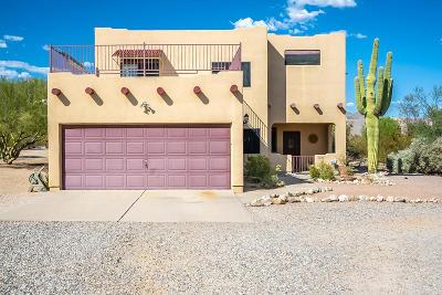 Tucson Single Family Home For Sale: 10020 E Walnut Tree Drive