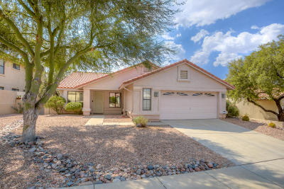 Oro Valley Single Family Home For Sale: 10019 N Roxbury Drive