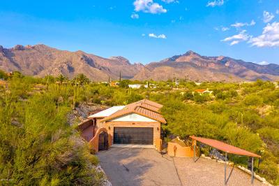 Tucson Single Family Home Active Contingent: 911 E Ina Road