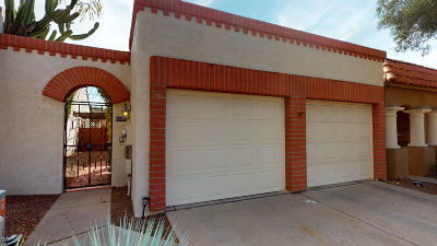 Tucson Townhouse For Sale: 9708 E 2nd Street