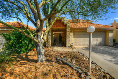 Oro Valley Single Family Home For Sale: 271 E Belcourte Place