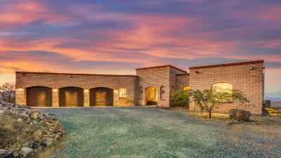 Vail Single Family Home For Sale: 19309 S Sonoita Highway