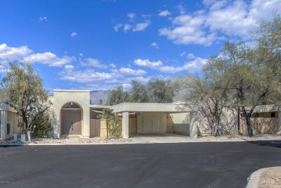 Tucson Townhouse For Sale: 3362 N Mossy Brook Drive