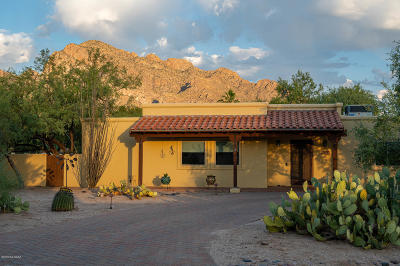 Oro Valley Single Family Home Active Contingent: 511 W Orango Place