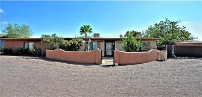 Tucson Single Family Home Active Contingent: 1743 W Ina Road