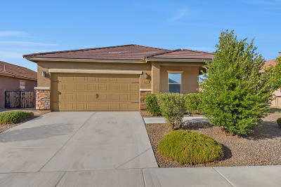 Marana Single Family Home For Sale: 11374 W Folsom Point Drive