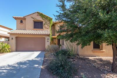Sahuarita Single Family Home Active Contingent: 788 W Camino Tunera