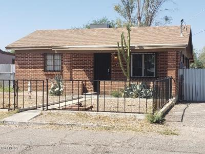 Tucson Single Family Home For Sale: 2725 N Hopi Place