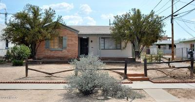 Tucson Single Family Home For Sale: 828 E Mabel Street