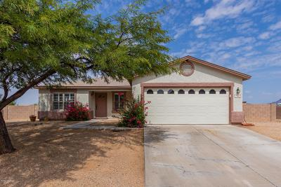 Tucson Single Family Home For Sale: 7112 W Pebble Valley Drive
