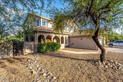 Oro Valley Single Family Home Active Contingent: 12710 N Bandanna Way