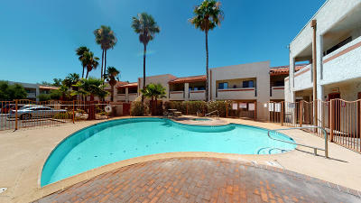 Tucson Condo For Sale: 455 W Kelso Street #132