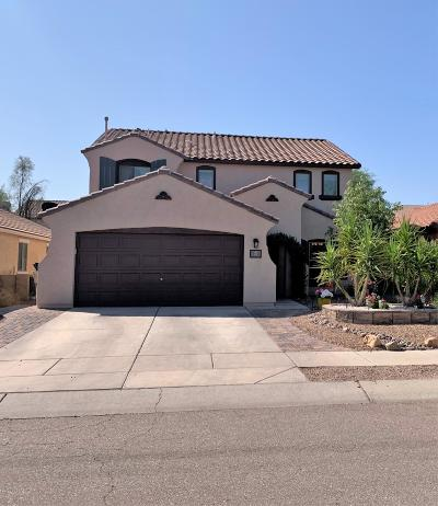 Sahuarita Single Family Home Active Contingent: 55 W Calle Mantilla
