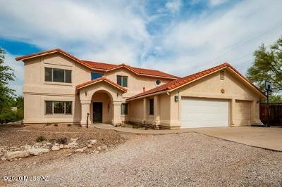Tucson Single Family Home For Sale: 4146 N Via Caverna