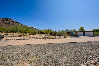 Oro Valley Single Family Home Active Contingent: 444 E Windy Peak Circle