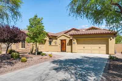 Oro Valley Single Family Home For Sale: 13610 N Tessali Way
