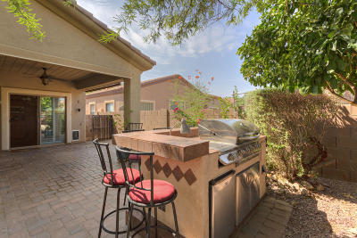 Sahuarita Single Family Home Active Contingent: 149 E Corte Rancho Centro