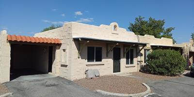 Tucson Townhouse For Sale: 1888 W La Osa Street