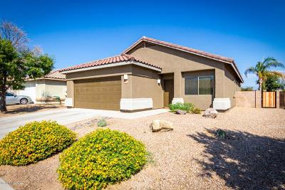 Marana Single Family Home For Sale: 12708 N Rodeo Land