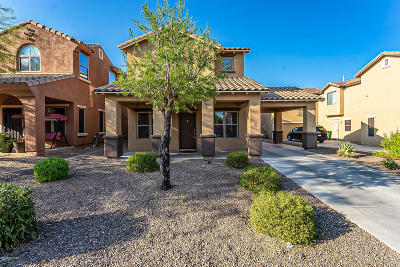 Sahuarita Single Family Home Active Contingent: 266 W Calle Cajeta