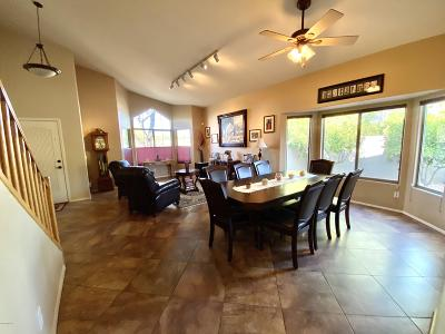 Oro Valley Single Family Home Active Contingent: 94 E Brookdale Way