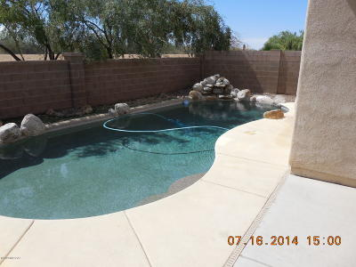 Sahuarita Single Family Home For Sale: 14712 S Camino Tierra Alegra