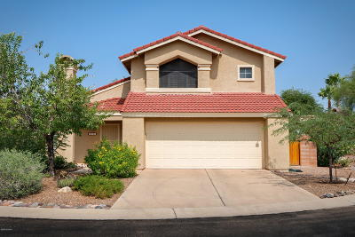 Oro Valley Single Family Home Active Contingent: 680 W Kidd Place