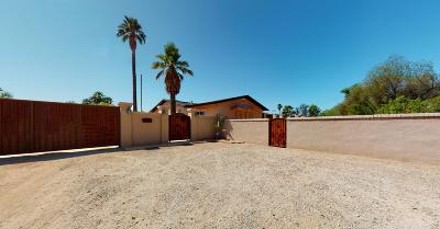 Tucson Single Family Home For Sale: 3365 E 5th Street
