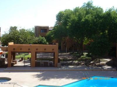 Tucson Condo For Sale: 1810 E Blacklidge Drive #508