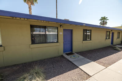Tucson Condo Active Contingent: 350 N Silverbell Road #88