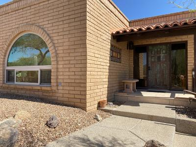 Tucson Single Family Home Active Contingent: 3115 W Morgan Road