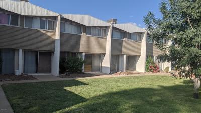 Tucson Condo For Sale: 1705 S Jones Boulevard #D12