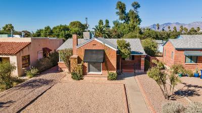 Tucson Single Family Home For Sale: 2533 E 3rd Street