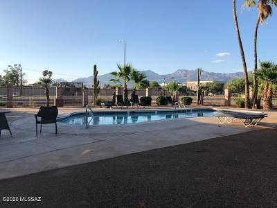 Tucson Townhouse For Sale: 6633 E Calle La Paz #D