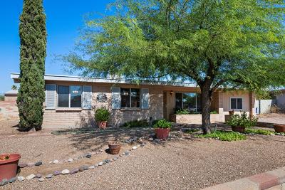 Tucson Single Family Home For Sale: 9851 E Marianne Street