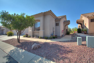 Oro Valley Townhouse For Sale: 13401 N Rancho Vistoso Boulevard #121